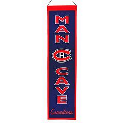 Montreal Canadiens Man Cave Banner