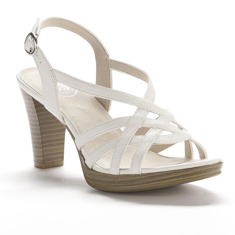 SO Strappy Dress Sandals - Women
