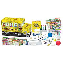 The Young Scientists Club The Magic School Bus: Chemistry Lab by