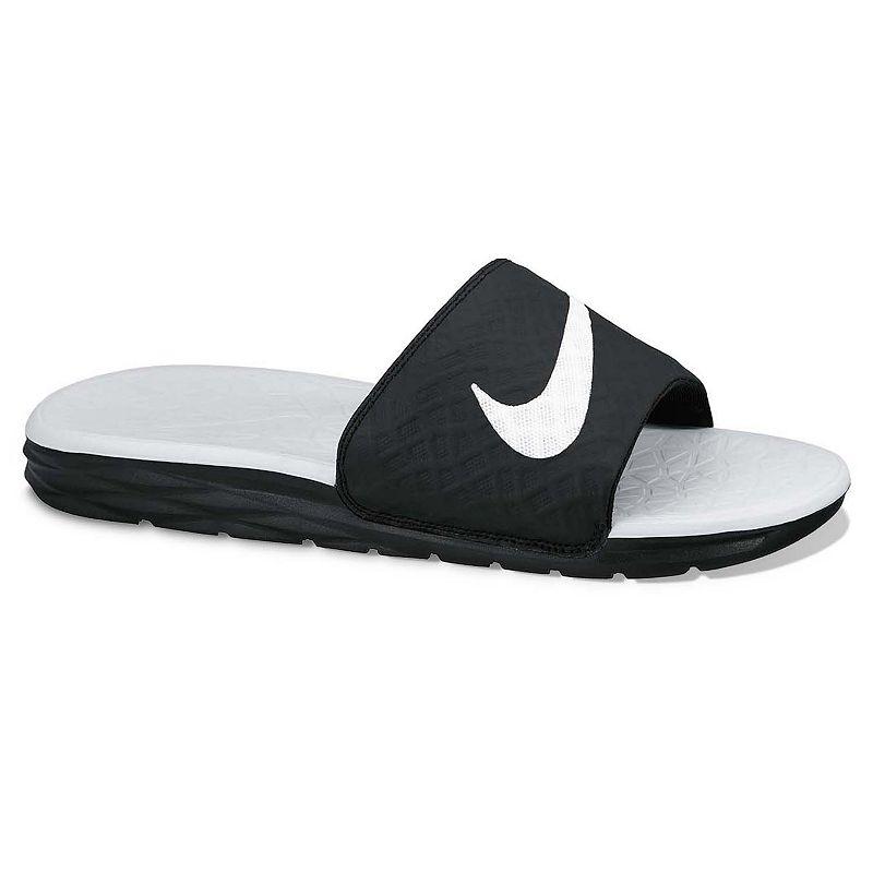 1f269b3209cf UPC 888408304681. ZOOM. UPC 888408304681 has following Product Name  Variations  Nike - Benassi Solarsoft Slide 2 (Black White) Women s ...