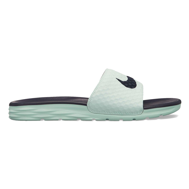 Nike Se Desliza Tamaño De Las Mujeres Odontología 8 Familia Benassi
