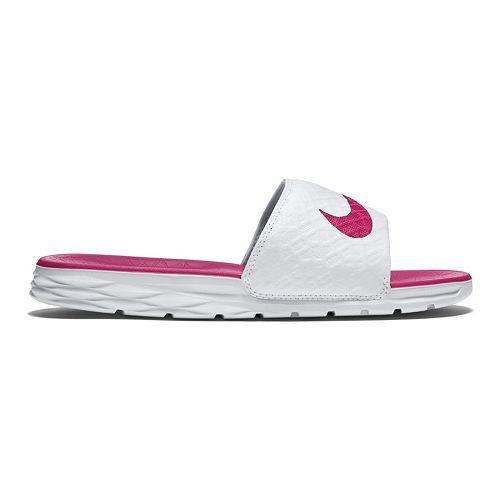 Women's Solarsoft Sandals Slide Nike Benassi clTKF1J3