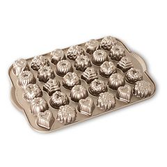 Nordic Ware Nonstick 30-Cup Bundt Tea Cake & Candy Pan