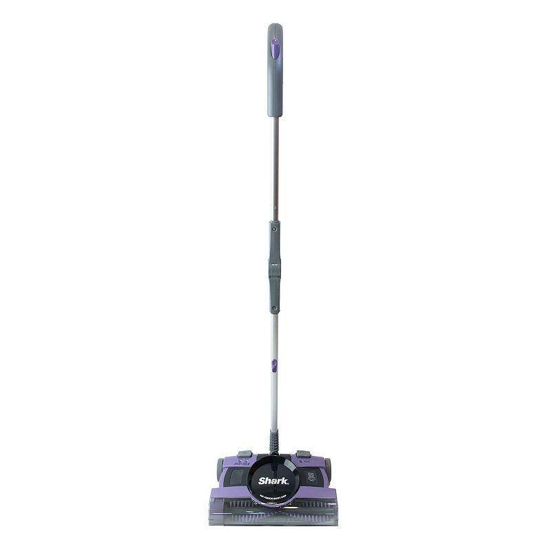 Shark Cordless Floor and Carpet Sweeper, Purple