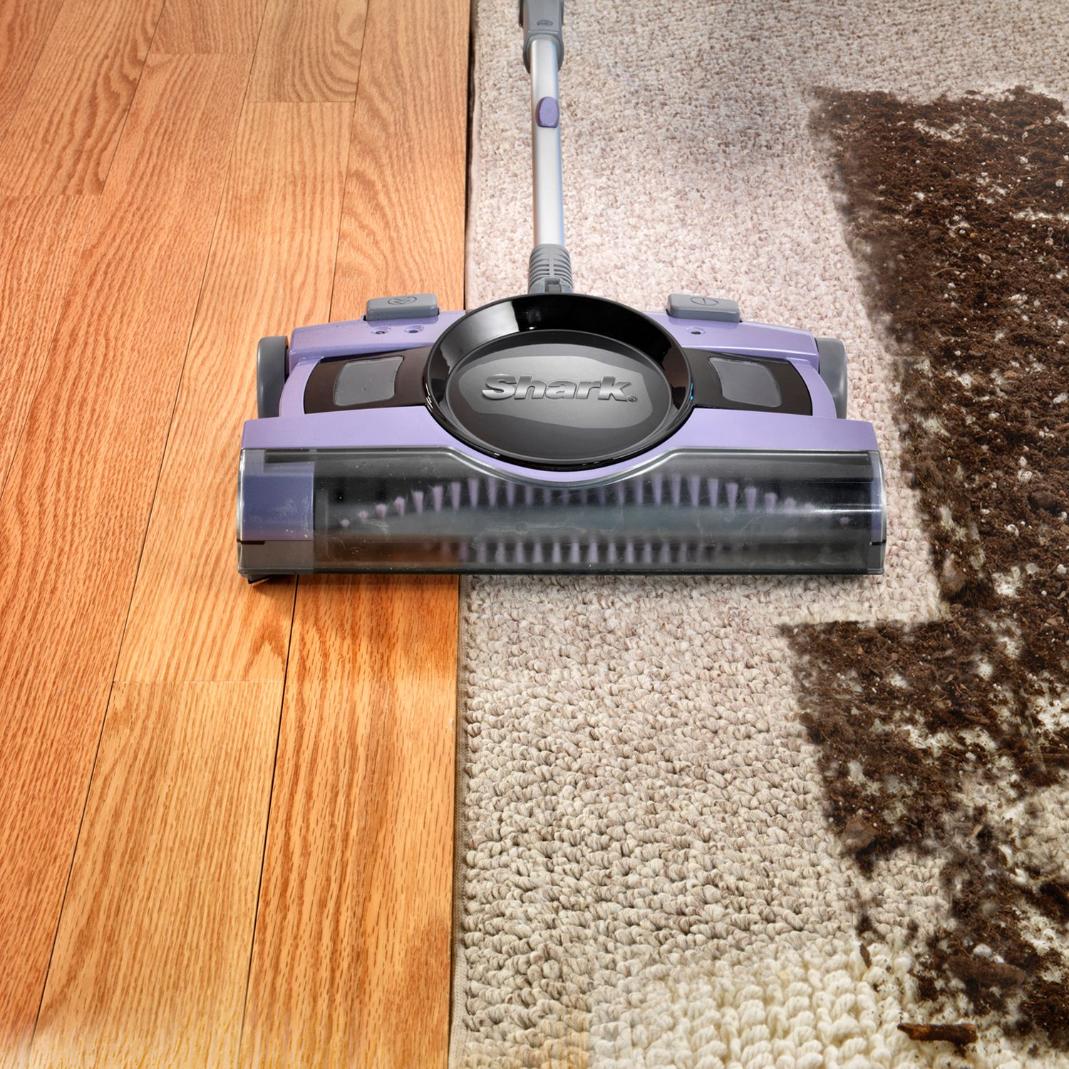 ... Shark Cordless Floor And Carpet Sweeper ...