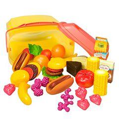 Cook N' Kitchen Gourmet Food Bucket 40-pc. Set