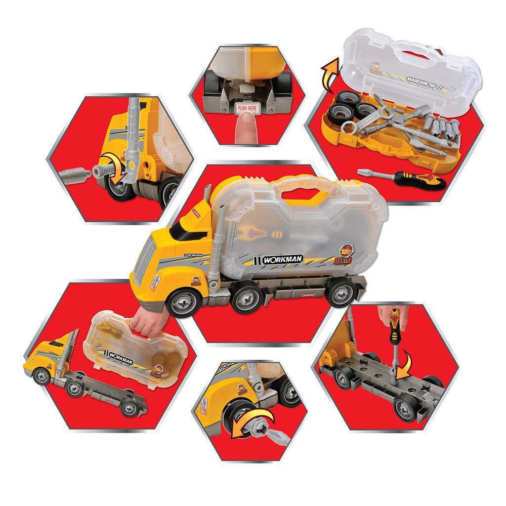 Workman Power Tool Haulin' Truck