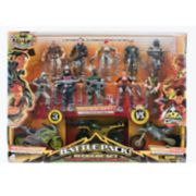 The Corps Special Forces Action Figure & Vehicle Deluxe Set