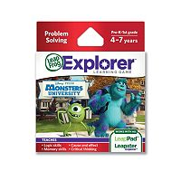 Disney / Pixar Monsters University Explorer Learning Game by LeapFrog