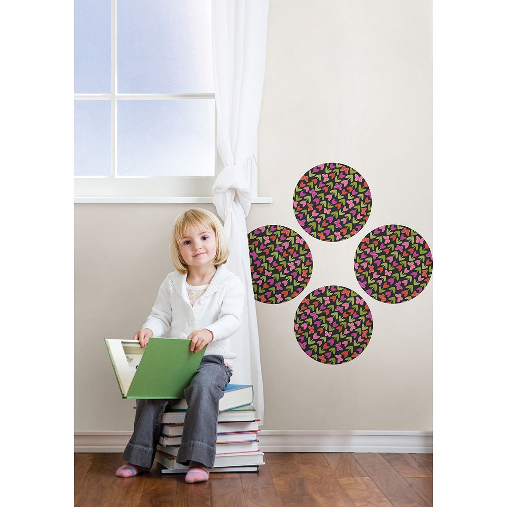 WallPops Dilly Dally Dots Wall Decals