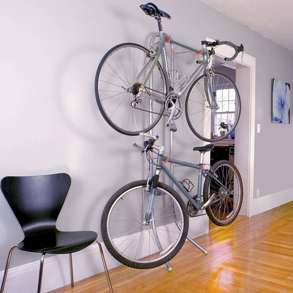 The Art of Storage Michelangleo 2-Bike Gravity Storage Rack