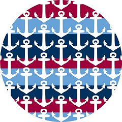 WallPops Regatta Dots Wall Decals