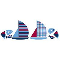 WallPops Regatta Blox Wall Decals