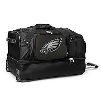 Philadelphia Eagles 27-in. Wheeled Drop-Bottom Duffel Bag