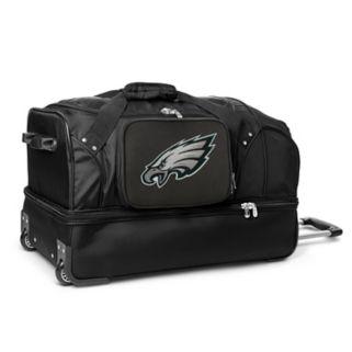 Philadelphia Eagles 27-in. Wheeled Drop-Bottom Duffel Bag