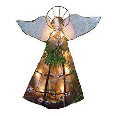 Kurt S. Adler Angel Christmas Tree Topper - Indoor