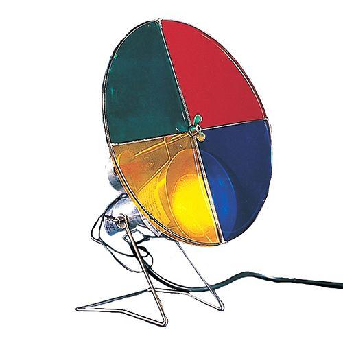 Kurt S. Adler Early Years Revolving Color Wheel Christmas Light - Indoor