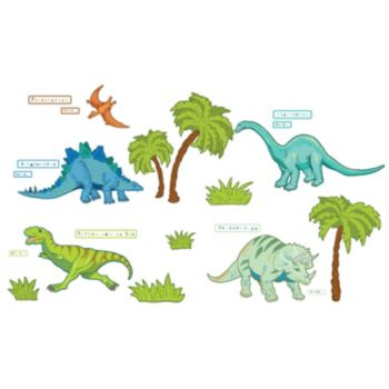 WallPops Dinosaur Expedition Wall Decals