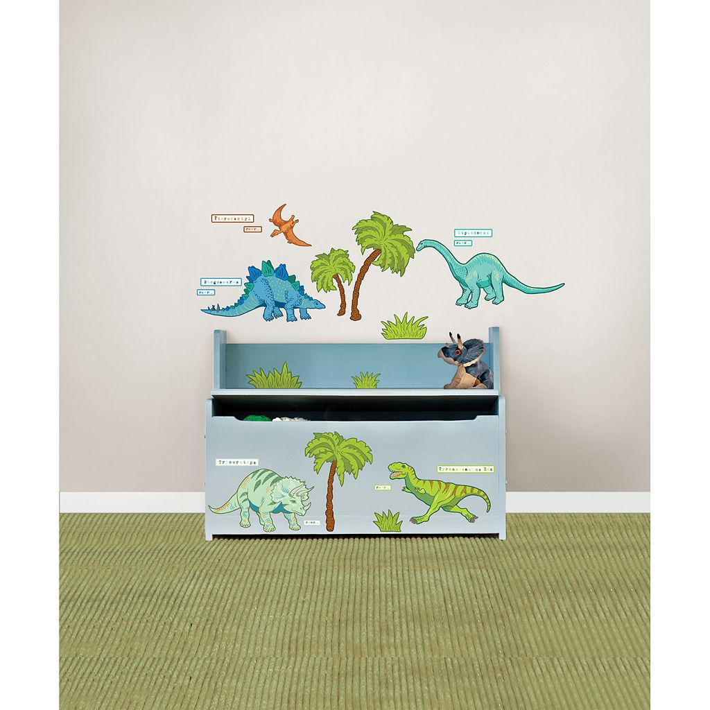WallPops Dinosaur Expedition Wall Decals