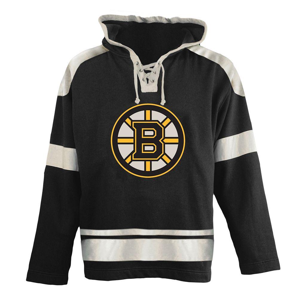 Boston Bruins NHL Grant Adult Hoodie - Men