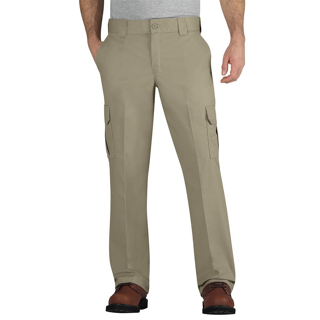 Men's Dickies Regular-Fit Flex Fabric Cargo Pants