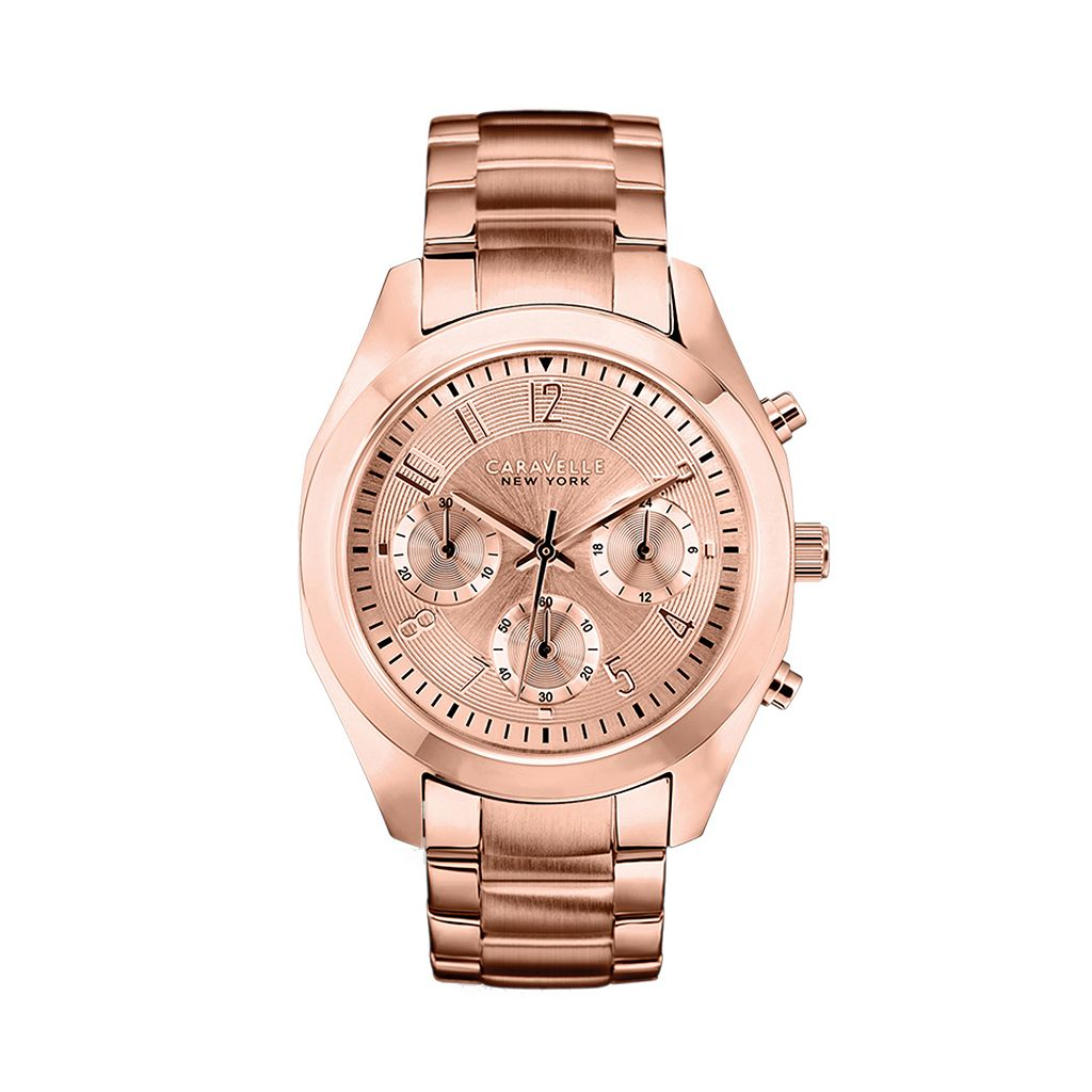 Caravelle New York by Bulova Women's Chronograph Watch