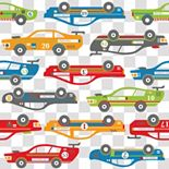 WallPops Rally Racers Blox Wall Decals