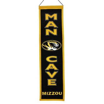 Missouri Tigers Man Cave Banner
