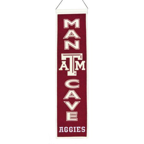 Texas A&M Aggies Man Cave Banner