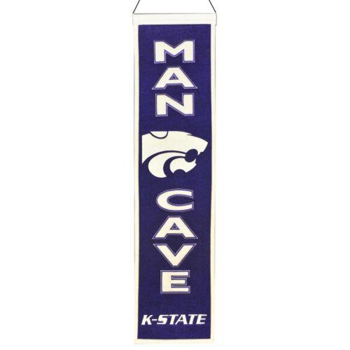 Kansas State Wildcats Man Cave Banner