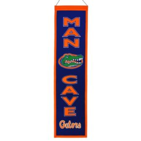 Florida Gators Man Cave Banner