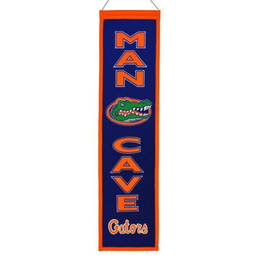 Florida Gators Man Cave Banner