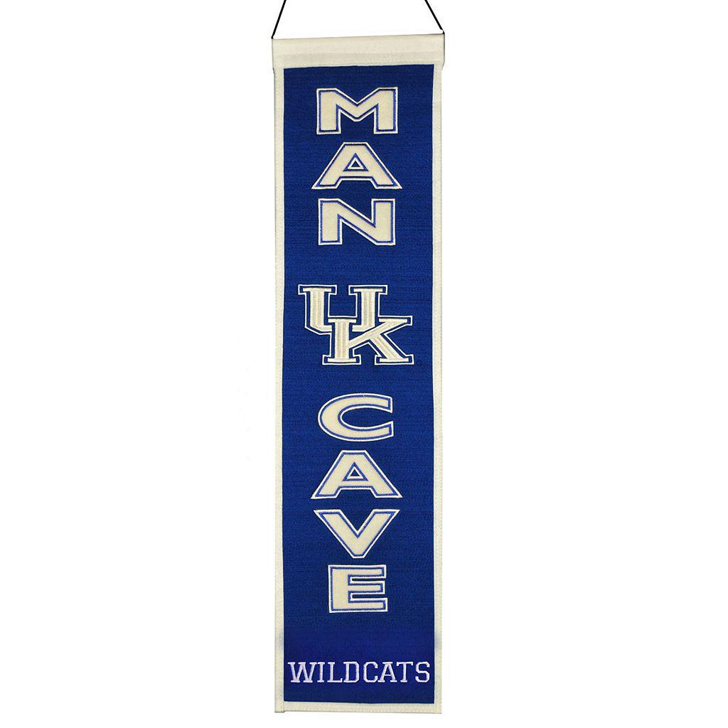 Kentucky Wildcats Man Cave Banner