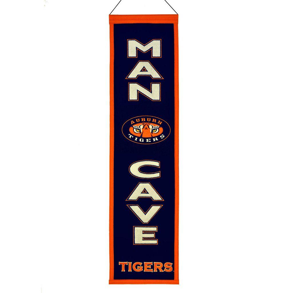 Auburn Tigers Man Cave Banner
