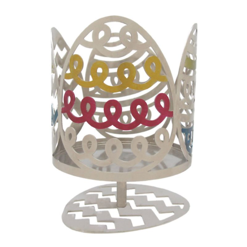 Easter Egg Candleholder Sleeve