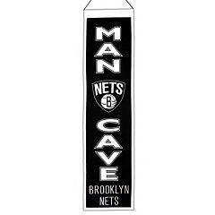 Brooklyn Nets Man Cave Banner
