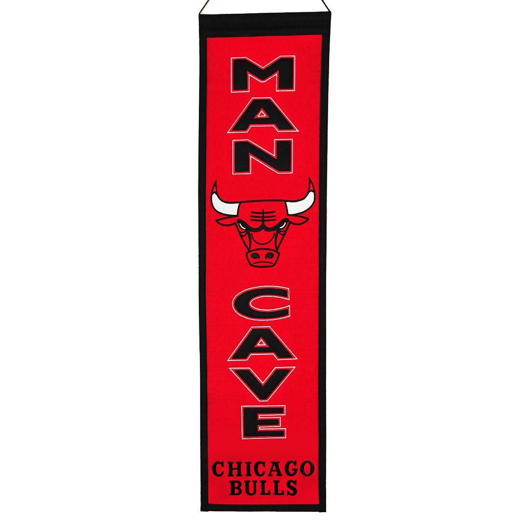Chicago Bulls Man Cave Banner