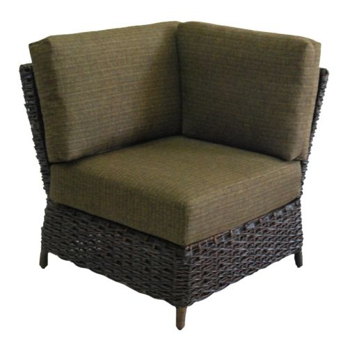 SONOMA outdoors™ Mendicino Wicker Corner Lounge Chair and Cushions