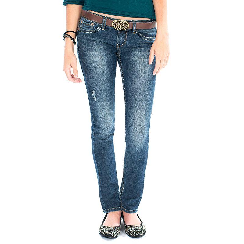 Unionbay Marjorie Skinny Jeans - Juniors