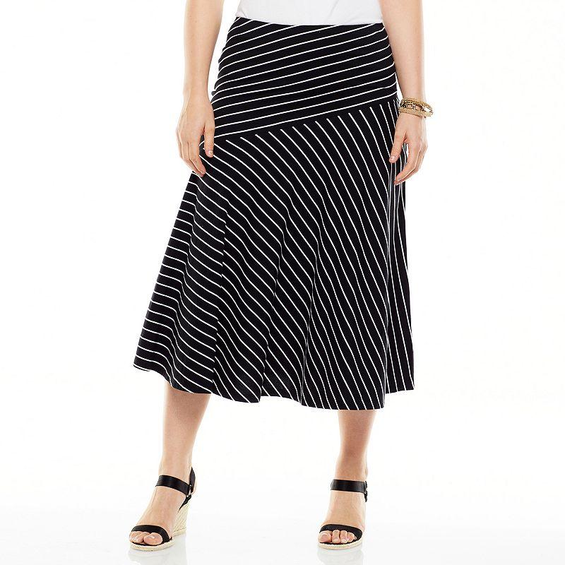 Black Skirt Kohl S