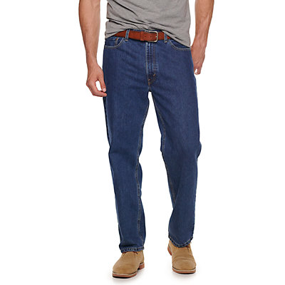 Men's Big & Tall Levi's® 550? Relaxed Fit Jeans