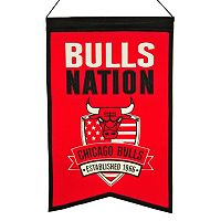 Chicago Bulls Nations Banner