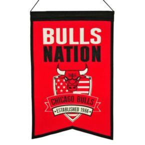 Chicago Bulls Nations Banner