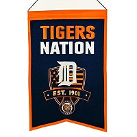 Detroit Tigers Nations Banner