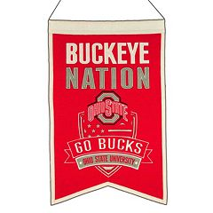 Ohio State Buckeyes Nations Banner