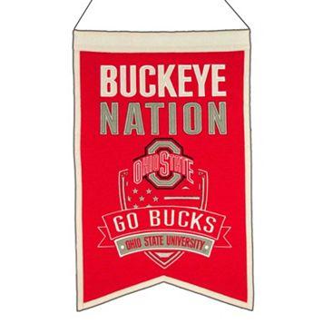 Ohio State Buckeyes Nations Banner