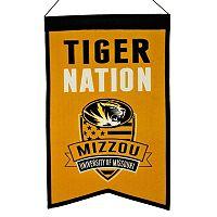 Missouri Tigers Nations Banner