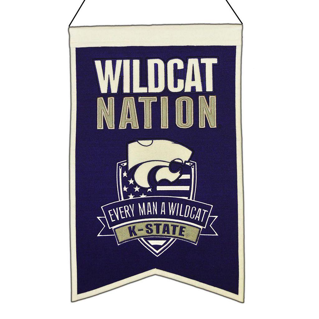Kansas State Wildcats Nations Banner