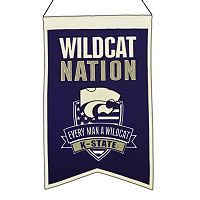 Kansas State Wildcats Nations Banner