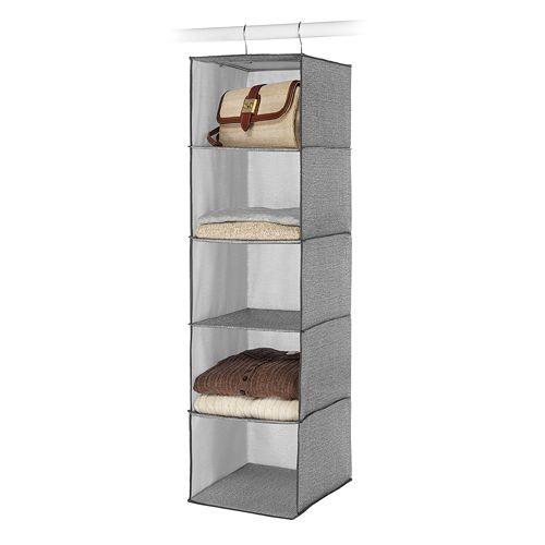 Whitmor Hanging Accessory Shelves Organizer